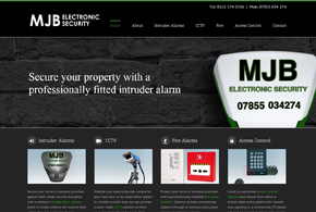 MJB Electronic Security