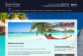 Touch of Class Luxury Holidays